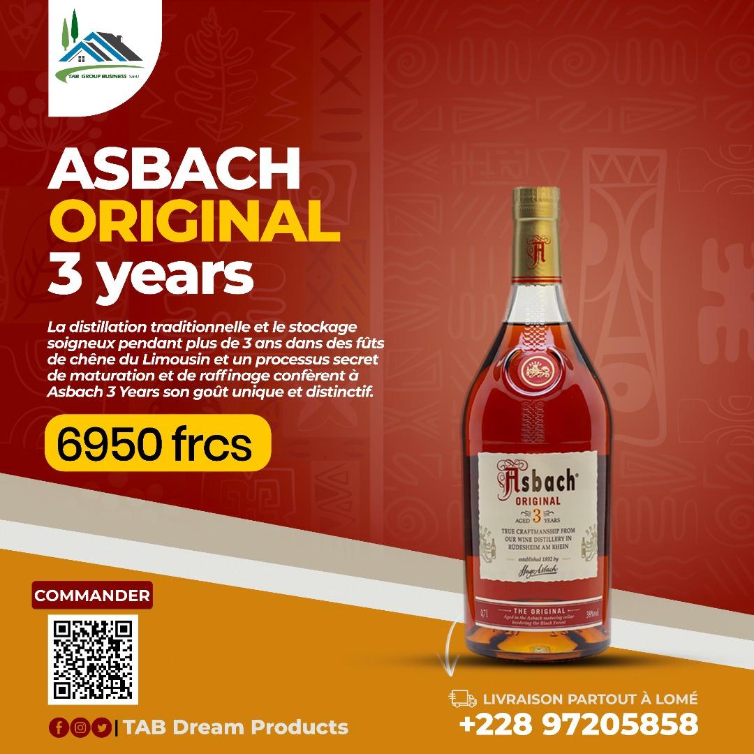 Asbach 3 Years