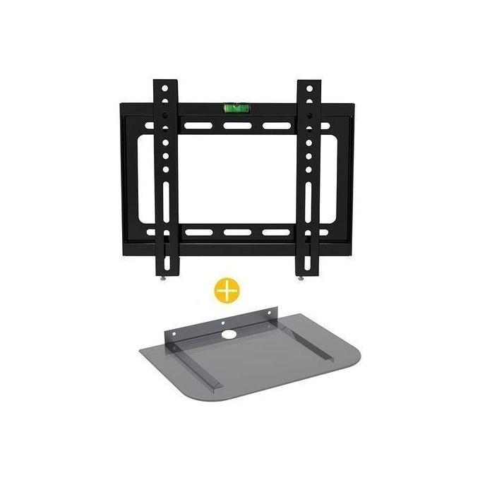 Support Mural Fixe - Compatible - TV - 14 à 4