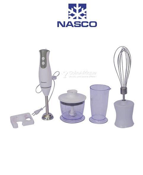 Mixeur à main Multi-fonction NASCO-HB1902–300