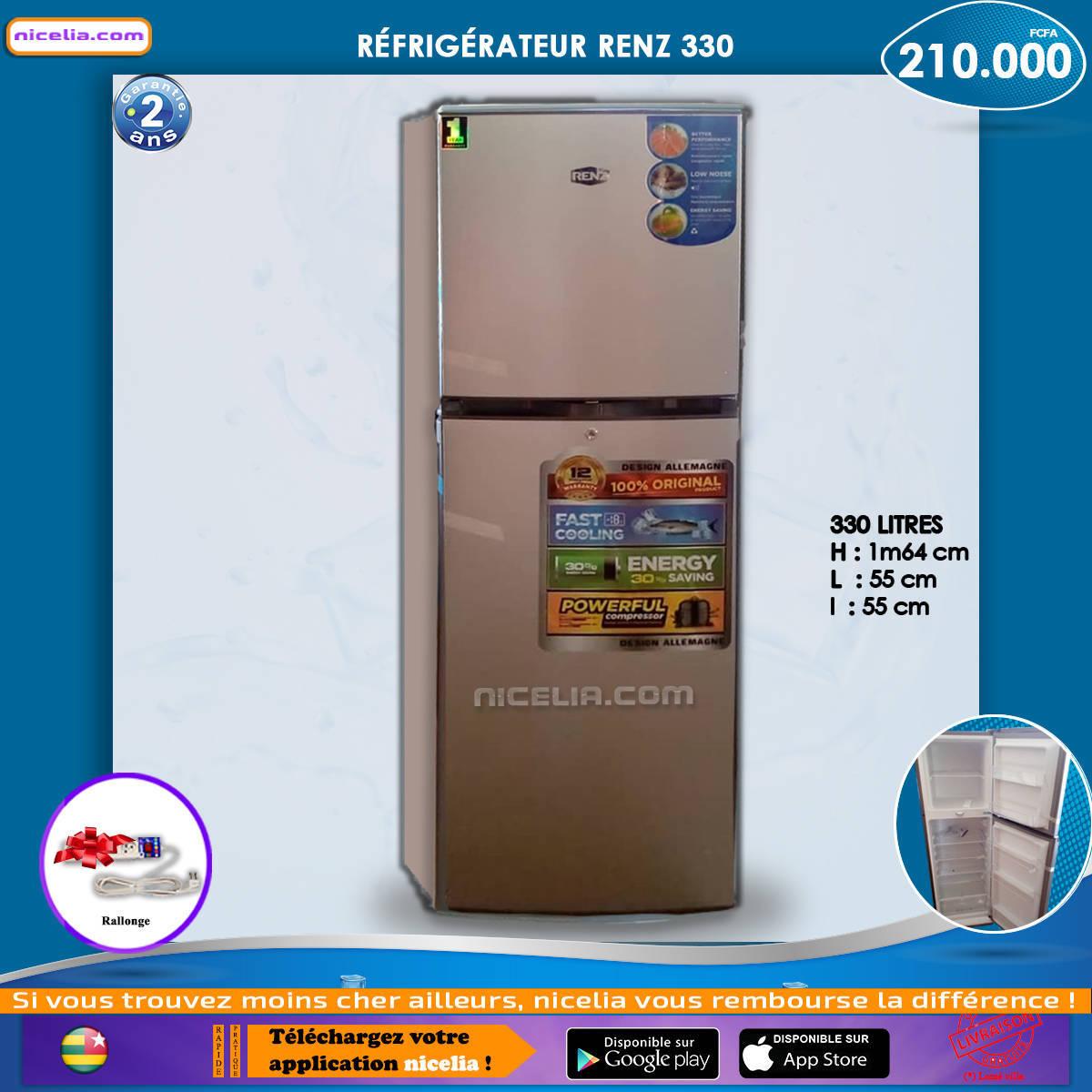 Réfrigérateur Renz 330
