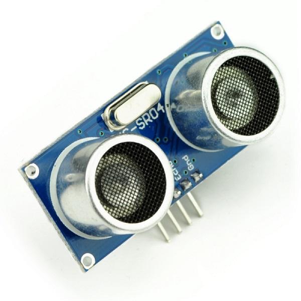 Capteur ultrasonique HC-SR04