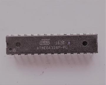 Microcontrôleur ATmega328P